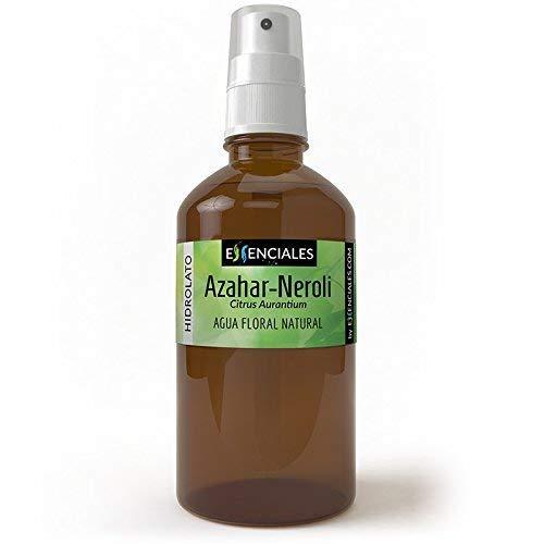 Essenciales - Hydrolat et Eau de Fleur d'oranger, Néroli (citrus aurantium), 500 ml | 100% Pure et Naturel - Sans Alcool