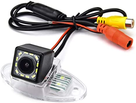 aSATAH 12 LED Car Rear View Camera for Buick Enclave Chevy Chevrolet Traverse GMC Acadia Saturn product image