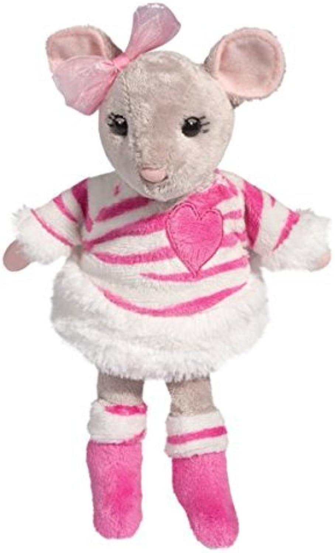 se descuenta Douglas Cuddle Juguetes 9 Plush CANDY HEART the gris gris gris MOUSE w Winter Outfit (Holiday 2014) by Douglas  solo cómpralo