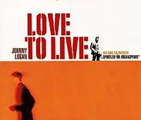 Love to live [Single-CD]