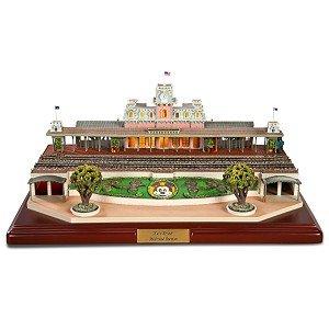"Olszewski Walt Disney World Main Street, U.S.A. Collection ""Main Street Train Station"""