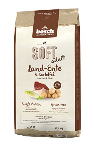 Bosch Soft Adult Canard & pommes de terre 2 x 12,5 kg