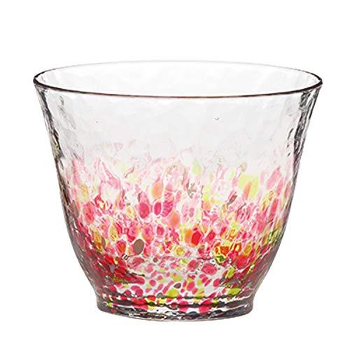 東洋佐々木ガラス 冷茶グラス 水の彩 冷茶 花の彩 食洗機対応 日本製 165ml CN17719-D05