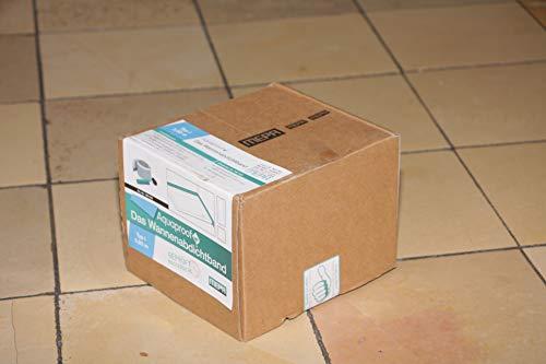Mepa Aquaproof Typ I 180040 Wannendichtband für Dusche und Badewanne