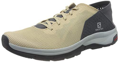 Salomon Tech Lite, Zapatillas de Senderismo acuáticas Hombre, Beige (Safari/Vanilla Ice/Ebony), 44...