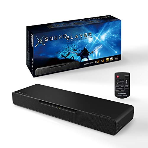 Panasonic SC-HTB01EG - Altavoz para PC Gaming 2.1 All-In-One con Subwoofer Integrado...