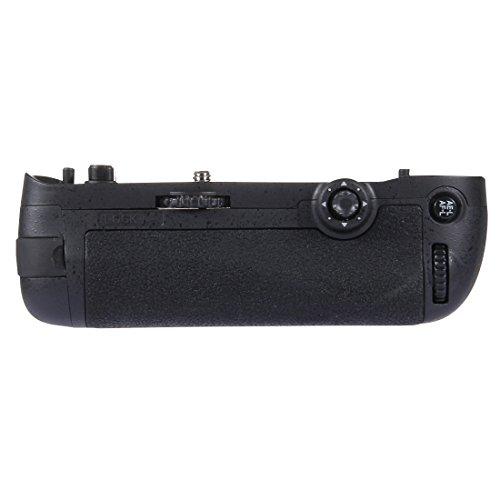 Impugnature, Fotocamera verticale Battery Grip per fotocamera digitale SLR Nikon D750, rivestimento in superficie antigraffio in PU.
