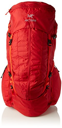 Arc'teryx Altra 65 Backpack - Men's Diablo Red Regular/Tall