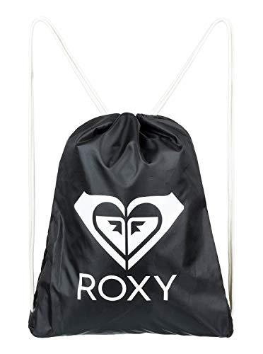 Roxy Light As A Feather Mochila Pequeña para Gym, Mujer, Negro (True Black), 14.5 l