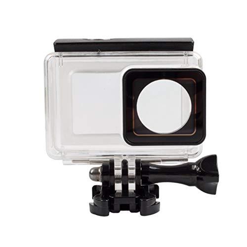 EPMEA0 1pc Pantalla táctil de la Pantalla Impermeable bajo el Agua 35m de Buceo Protectora Carcasa para Xiaomi Yi 4K 2 II Accesorios de la cámara de acción