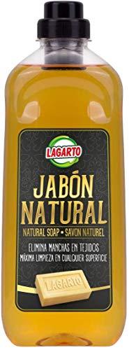 Lagarto Jabon Natural Liquido Lagarto - 1000 ml