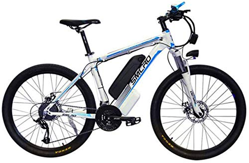 Bicicletta Elettrica, 26' Electric Mountain Bike for adulti - 1000W Ebike con 48V 15AH batteria al...