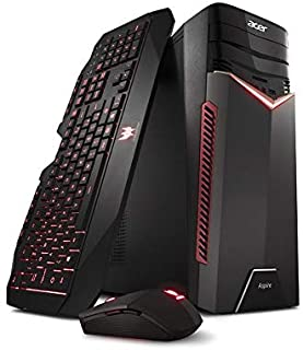 Desktop Gamer, Acer Aspire GX-783-BR13, Intel Core i7, 16GB RAM, 1 TB HD, NVIDIA GeForce GTX 1060 com 6 GB, Windows 10