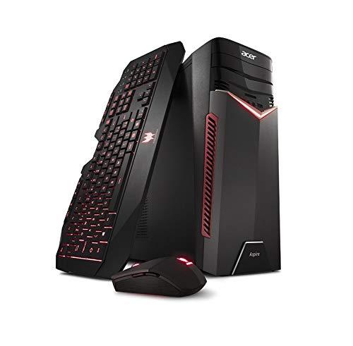 Desktop Gamer, Acer Aspire GX-783-BR11, Intel Core i5, 8GB RAM, 1TB HD, HD NVIDIA GeForce GTX 1050Ti, Windows 10