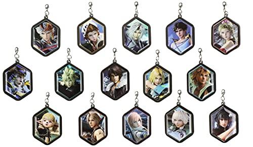 ディシディア ファイナルファンタジー NT メタルチャームコレクション BOX商品 1BOX=15個入り、全15種類