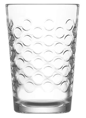 Art and Craft - Set Vasos Agua -sedef-, Art & Craft, 6uds.