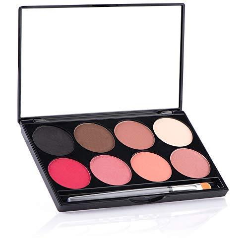 Mehron EYE and CHEEK 8-Color Powder Palette by Mehron