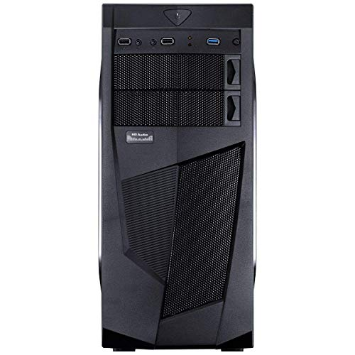 Computador Gamer Mvx5 Intel I5 7400 3.0Ghz 7ª Geração Memoria 8Gb Hd 500Gb Hdmi Vga Gtx 1050 2Gb Ddr5 Fonte 400W Linux, Movva