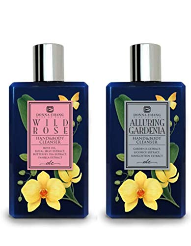Donna Chang Wild Rose and Alluring All Low price stores are sold Shower Gel A. Gardenia Set -