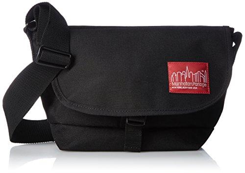 [マンハッタンポーテージ] 正規品【公式】Buckle NY Messenger Bag JR 【Online Limited】メッセンジャーバッグ MP1605JREC Black