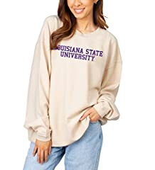 The classic corded crew is a comfy, cozy pullover perfect for gamedays, campus strolls, and lounging. This style features our fan favorite super soft vintage washed cotton corded fabric. The washed corded fabric is contrasted by a ribbed crew necklin...