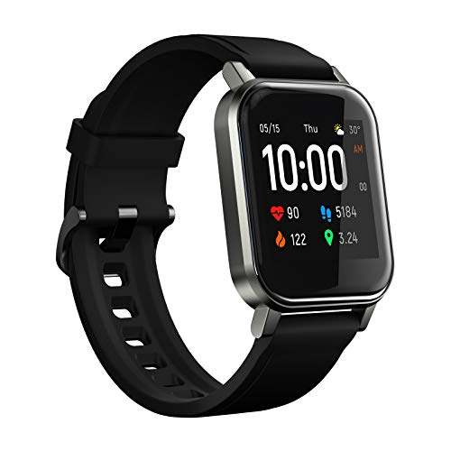 HAYLOU LS02 Smartwatch IP68 BT 5.0 at 18 € with coupon!