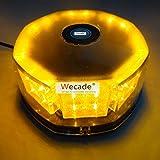 Anzene 32 LED 32W de alta potencia magnética techo...