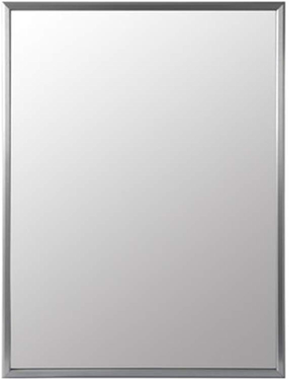XJRHB Nordic Minimalist Bathroom Mirror, Bathroom Mirror, Bathroom Mirror, Vanity Mirror, Entrance Mirror (color   C)