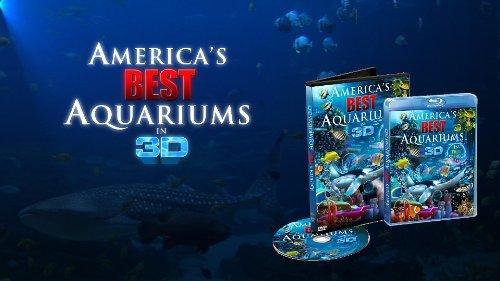 America's Best Aquariums in 3D - Blu-ray Disc