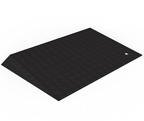 EZ Access 2 1/2 Inch RUBBER THRESHOLD RAMP