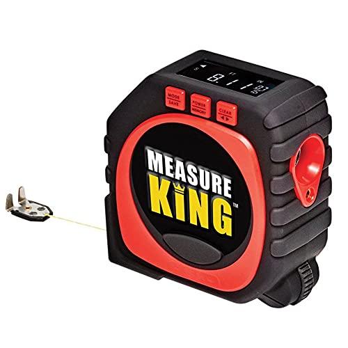 3-in-1 Measuring Tape Tapeline Digital Laser Precise Tape String Mode...