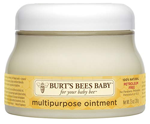 Burt's Bees Baby 100% Natural Multipurpose Ointment, Face & Body Baby Ointment