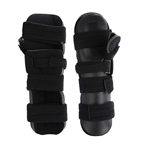 BLLBOO Muñeca ajustable Guardia Mano Entrenamiento Esguince Artritis Fértrica Soporte Fractura Derecho S