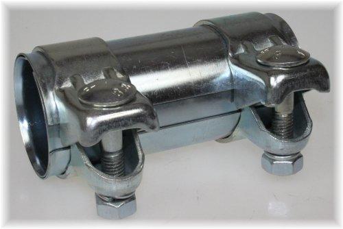 ZentimeX Rohrverbinder Auspuff Ø 60 x 125 mm