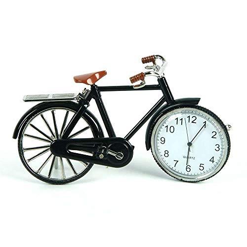 W M Widdop Miniatur-Pedal Bike Uhr