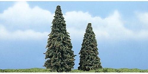 el mejor servicio post-venta Woodland Woodland Woodland Scenics TR1625 Premium Conifer Tree, 3-4 (2) by Woodland Scenics  suministramos lo mejor