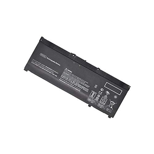 WXKJSHOP Batería de repuesto compatible con HP Pavilion Power 15-cb077nr 15-cb094nz 15-cb009ns 15-cb012na 15-cb012no 15-cb012ns 15-CB018UR 15-cb032ns 15-cb033ns SR03ns 4XL 917 678-1B1 917678-171.