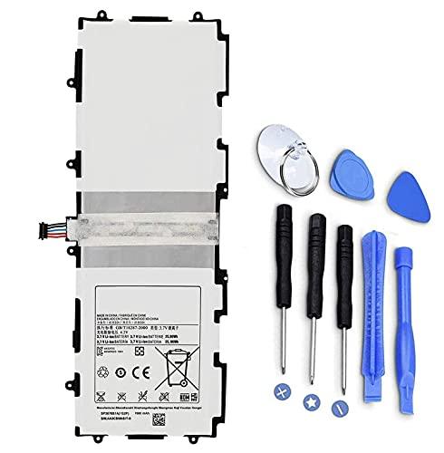 SP3676B1A (1S2P) SP3676B1A Reemplazo de batería de Tableta para Samsung Galaxy Tab 2 10.1 Series GT-P7510 GT-7511 GT-N8010 GT-P5100 GT-P5110 GT-N8000 GT-P5113 P7500 N8013 (3.7V 25.9Wh 7000mAh)