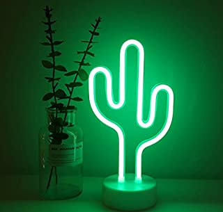 Running Panda LED Neon USB Chargeing Light Signs with Stand Holder Home Party Birthday Supplies Bedroom Bedside Table Decoration Children Kids Gifts