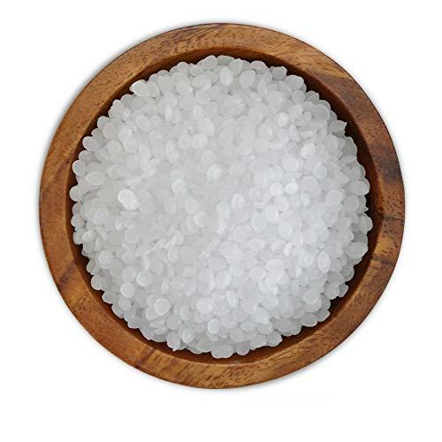 Premium Sunzze Niedrigtemp-Heißwachs, Intime und Achseln. Benutzung Ohne Vliesstreifen. Mikrowelle geeignet Wachs Perlen Honig 1kg