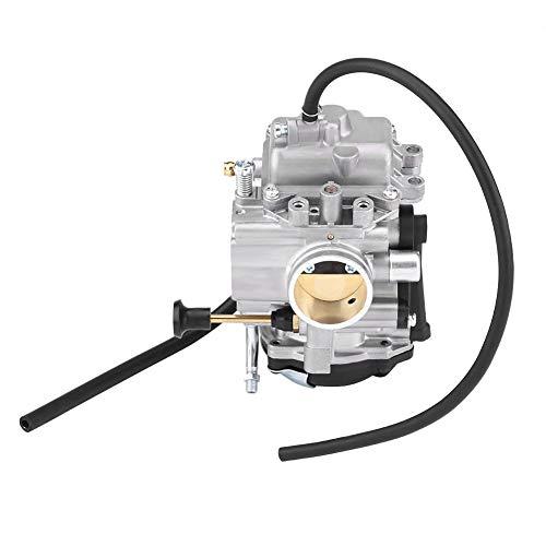 WYJW Carburateur voor carburateur Exact en gaskabel voor brandstoffilter voor Bear Tracker 250 YFM 250 ATV Quad 99-04