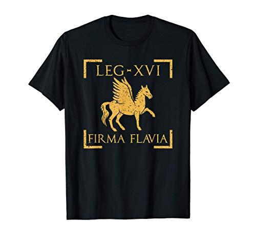 Legio XVI Flavia Firma Legione Militare Dell'Antica Roma Maglietta