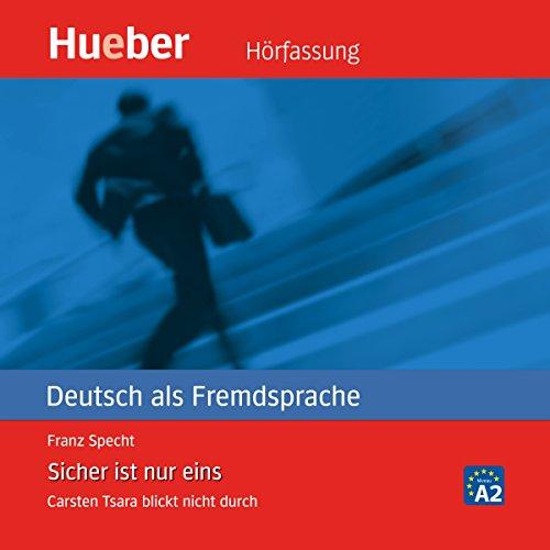 Carsten Tsara blickt nicht durch audiobook cover art