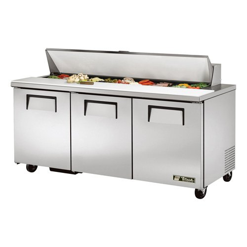 True 275 TSSU-72-18 Food Prep Tables