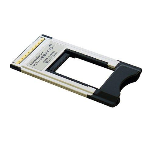 『ExpressCard34→PCカード変換アダプター』の3枚目の画像