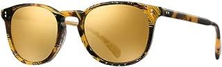 Oliver Peoples - Marianela - 5372SU 54 160687 - Sunglasses (ECRU, Grey)