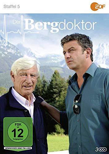 Der Bergdoktor - Staffel 5 [3 DVDs]