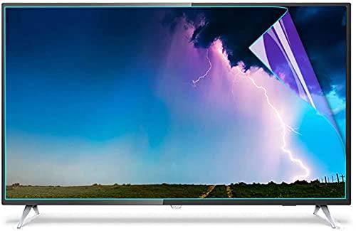 Protector De Pantalla Anti-Brillo TV Protector De Aceite Anti-Huellas Dactilares Mancha Adecuada para LCD, LED, Pantalla Curvada De 4K OLED & QLEDAND, PERSONALIZACIÓN DE Soporte