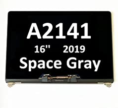 """New LCD Screen Display Assembly for MacBook Pro 16"""" A2141 Space Gray 2019 2020"""