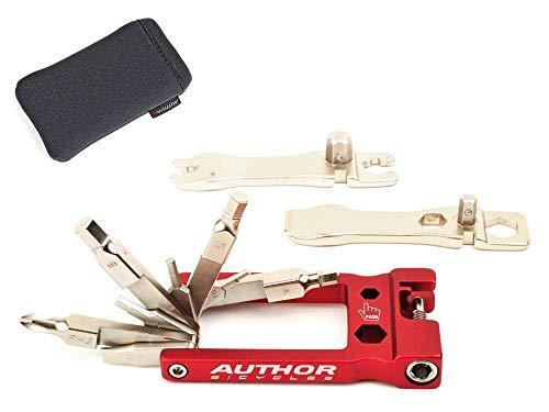 AUTHOR AHT Expert - Herramienta multifunción para reparación de neumáticos